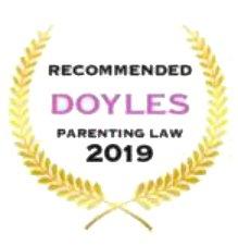 Doyles Law Award - 2019